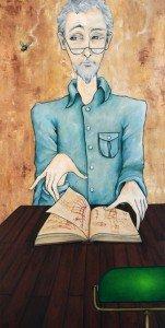 Tableau d'Anne Decaen